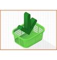 Add to cart basket 3d