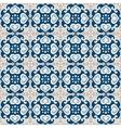 seamless pattern portuguese azulejos tile vector image