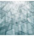 abstract background with soft blue color vector image vector image