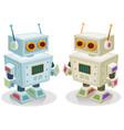 robot toy for children vector image