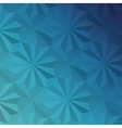 geometric blue tones background patterns icon vector image vector image