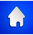 Home icon eps10 vector image