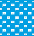 indian flag pattern seamless blue vector image vector image