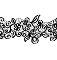 Seamless black lace vector | Price: 1 Credit (USD $1)