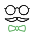 Hipster Style II vector image
