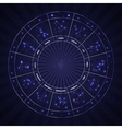 Set of Symbol Zodiac Sign vector image