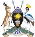 Uganda vector image vector image