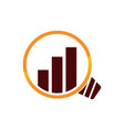 smart solution logo design template vector image vector image