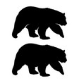bear silhouette 002