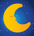 Sweet dreams design vector image vector image
