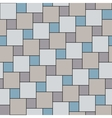 pastel grey tiles seamless pattern vector image vector image
