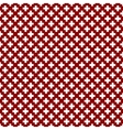 Seamless pattern of cross vector image