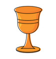holy grail icon vector image