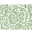 maori style ornament as background layer vector image vector image