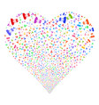 army general fireworks heart