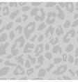 Leopard skin print pattern Seamless animal fur vector image