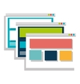 Graphic design tool isolated icon vector image