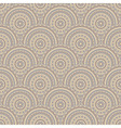 seamless eastern style vector image vector image