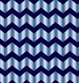 Chevron blue foil vector image