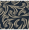 Abstract seamless background vintage pattern vector image vector image