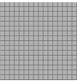 Gray tile texture seamless background vector image