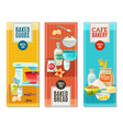 1608i107011Sm005c11baking ingredients banners vector image