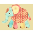application elephant vector image vector image