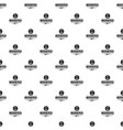 laundry wash and fold pattern seamless vector image