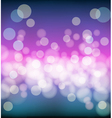 abstract purple and blue background vector image vector image