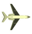 Aircraft airplane plane icon isolated color air