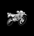 biker 31 vector image vector image
