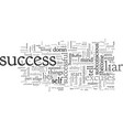 are you a success liar vector image vector image