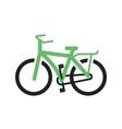 Bicycle I vector image