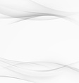 Smooth abstract modern swoosh wave background vector image vector image