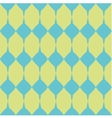 Tile green and blue pattern or website background vector image vector image