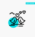 bride love wedding heart turquoise highlight vector image
