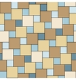 sand tiles seamless pattern vector image vector image