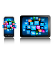 Smartphone and tablet pc
