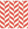 vegetal chevron pattern background vector image vector image
