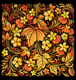 Traditional ornamental vector image vector image