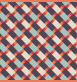 abstract seamless retro vintage art pattern vector image vector image