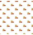 almonds pattern seamless vector image