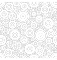 Circle pattern vector image