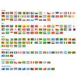 Flag world icons