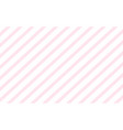 pink stripes background vector image