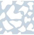 Seamless animal pattern skin fur vector image