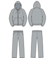 Smock and pants vector image vector image