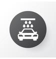 vehicle wash icon symbol premium quality isolated vector image
