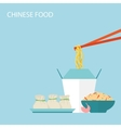 Chinese Food Background