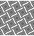 twirling seamless pattern vector image